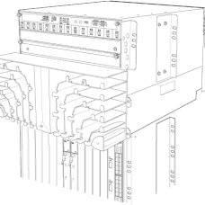 Кабель-канал Juniper ECM-MX960