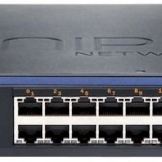 Коммутатор Juniper EX2200-24T-4G-DC