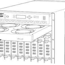 Вентиляторный модуль Juniper FANTRAY-T4000-S