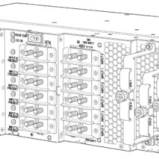 Модуль питания Power entry module 6 X 60A DC, Spare Juniper PWR-T-6-60-DC-S