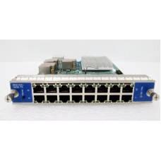 Интерфейсный модуль Juniper SRX-IOC-16GE-TX