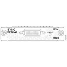 Интерфейсный модуль Juniper SRX-MP-1SERIAL