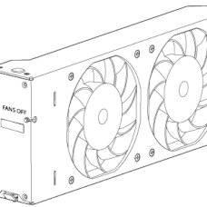 Модуль Juniper SRX1400-FAN