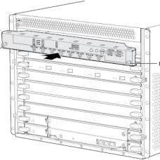 Модуль Juniper SRX5600-CRAFT