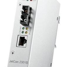 Медиаконвертер Korenix JetCon 2301S-sw