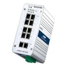 Коммутатор Korenix JetNet 3810G