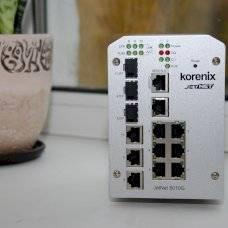 Коммутатор Korenix JetNet 5010G от производителя Korenix