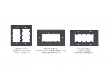 Рамка Kramer Frame-2G/EUK