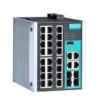 Коммутатор Moxa EDS-528E-4GTXSFP-LV-T