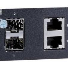 Коммутатор Moxa PM-7500-2GTXSFP
