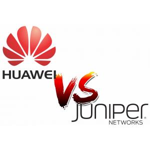 Битвы коммутаторов: Huawei vs. Juniper