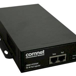 CNGE1IPS75AC и CNGE1IPS95AC - инжекторы PoE от ComNet
