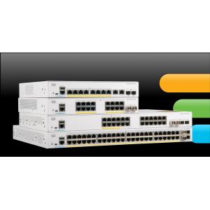 Смена поколений: коммутаторы Cisco Catalyst 1000 Series