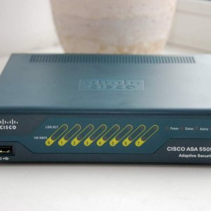 Межсетевые экраны Cisco ASA5500 на примере ASA5505-BUN-K9