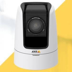 Новые камеры AXIS для потоковой видеозаписи V5914 и V5915