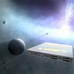 Обзор линейки маршрутизаторов серии Cisco ASR 1000