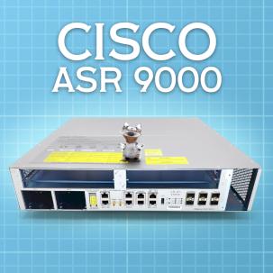 Первый взгляд на линейку ASR-9000