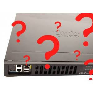 Совместимость различных модулей с маршрутизаторами Cisco ISR 4000