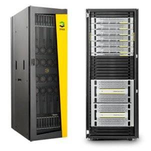 Сравнение HP 3PAR 10000 с новой High-end системой HP 3PAR 20000