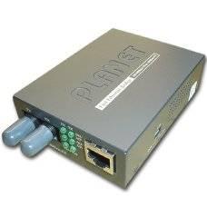 Медиаконвертер Planet FT-801