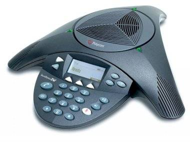 Конференц-телефон Polycom SoundStation 2W расширяемый