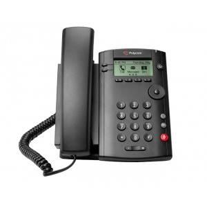 Новые бизнес телефоны Polycom VVX 101 и Polycom VVX 201 для небольших компаний