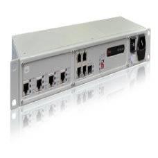 Конвертер QTECH QFC-P4S2ADG1S2