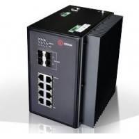 Коммутатор QTECH QSW-2100-12T-POE-DC