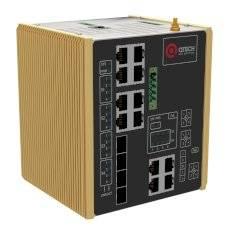 Коммутатор QTECH QSW-2130-12T4G-POE-AC
