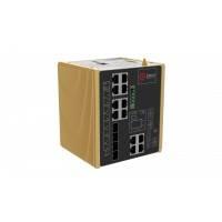 Коммутатор QTECH QSW-2130-12T4G-POE-DC