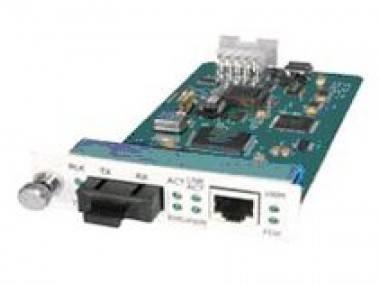 Медиаконвертер Raisecom RC512-FE-SLAVE-SS23