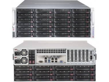 Сервер Supermicro CSE-847BE1C-R1K28LPB