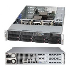 Сервер Supermicro CSE-825TQ-R740WB