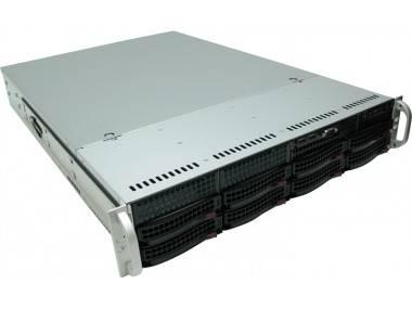 Сервер Supermicro CSE-825TQ-600LPB