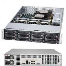 Сервер Supermicro SSG-6028R-E1CR12N