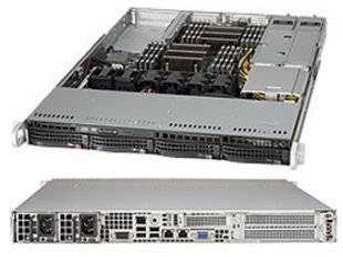Сервер Supermicro SYS-6018R-WTR