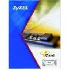 Лицензия ZyXEL E-iCard CF ZyWALL 2WG 1 year