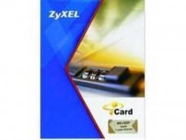 Лицензия ZyXEL E-iCard Kaspersky AV ZyWALL USG 100 1 year