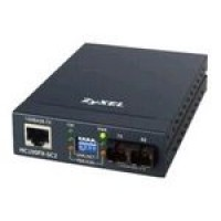 Медиаконвертер ZyXEL MC100FX-SC2