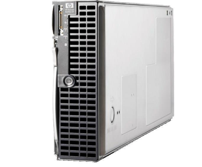 Сервер HP BL490c G7
