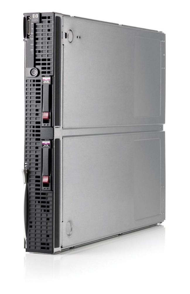 Сервер HP BL620c G7
