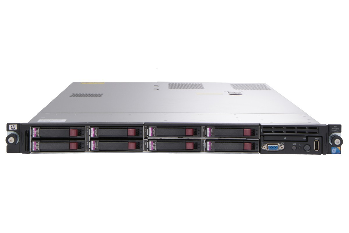 Сервер HP DL360 G7