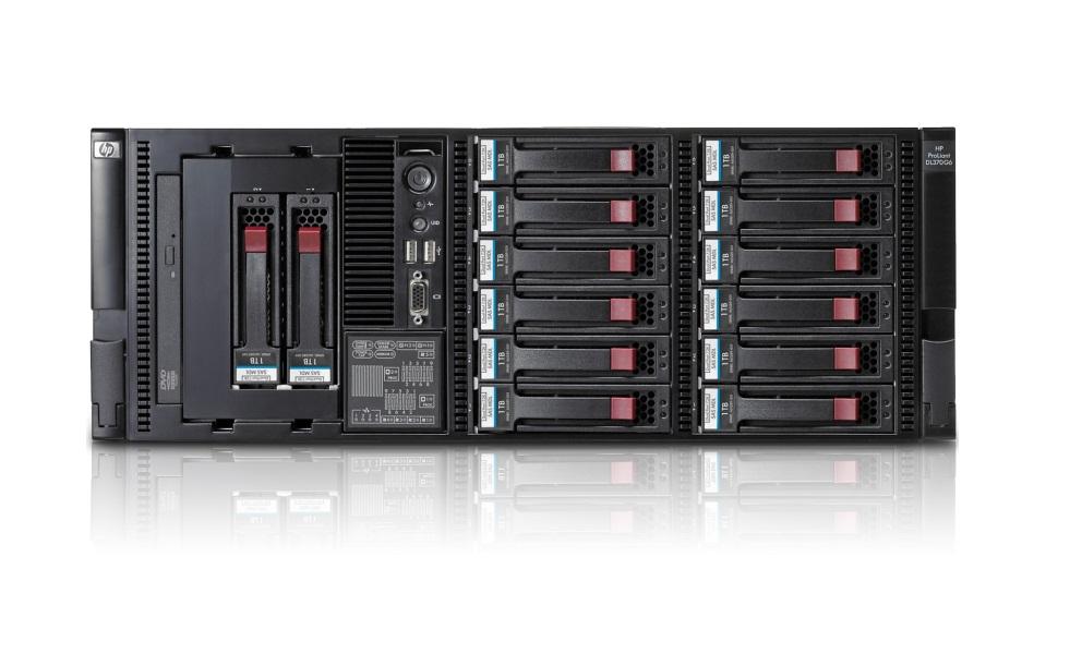 Сервер HP DL370 G6