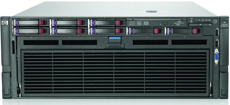 Сервер HP DL580 G7
