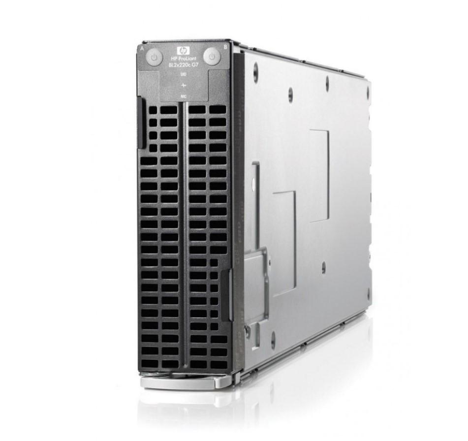 Сервер HP BL2x220cG7