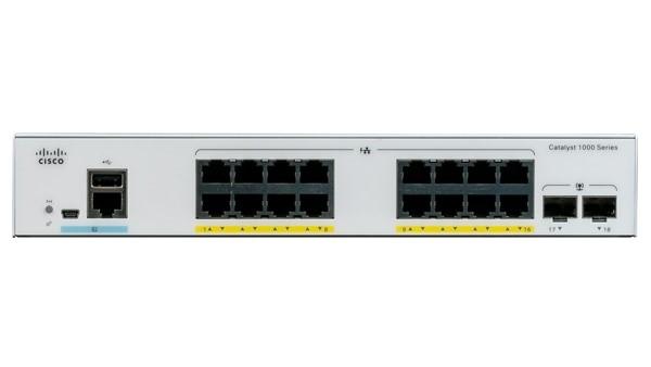 Коммутатор Cisco Catalyst 1000 Series на 8 портов