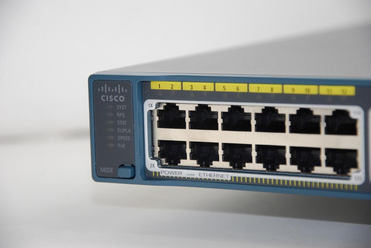 ws-c2960r+48pst-i switch