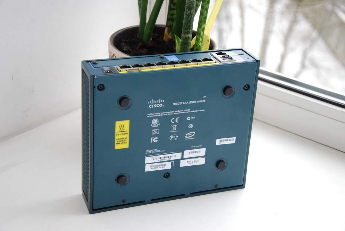  ASA5505-BUN-K9 информация о товаре