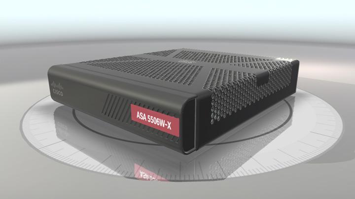 Cisco ASA 5506