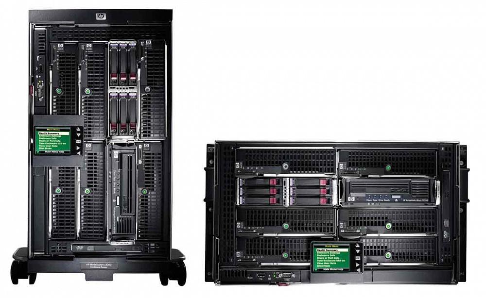 Серверная платформа C3000